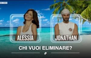 Isola dei famosi nominations