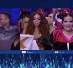 Eurovision song contest, come da pronostici vince Netta (Israele): Italia quinto posto 1