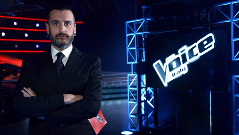 The voice of Italy finalissima