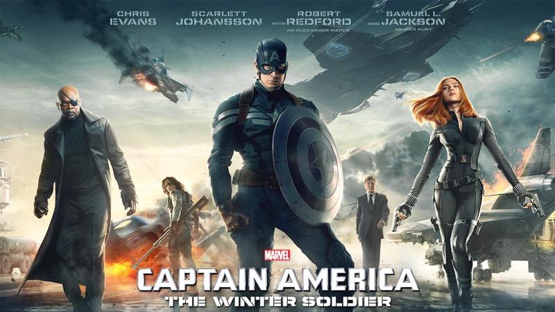 Captain America winter su Rai due
