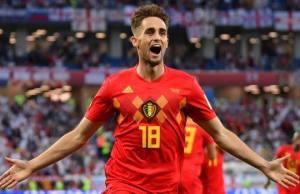 Inghilterra-Belgio