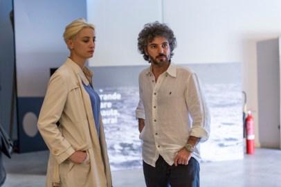 Anele_Illuminate_ ep.1 Margherita Hack_ Francesca Inaudi e il regista Emanuele Imbucci