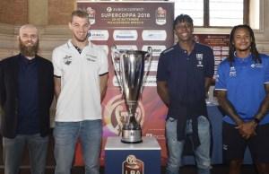 Basket Supercoppa italiana