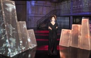 Veronica Pivetti in Amore criminale
