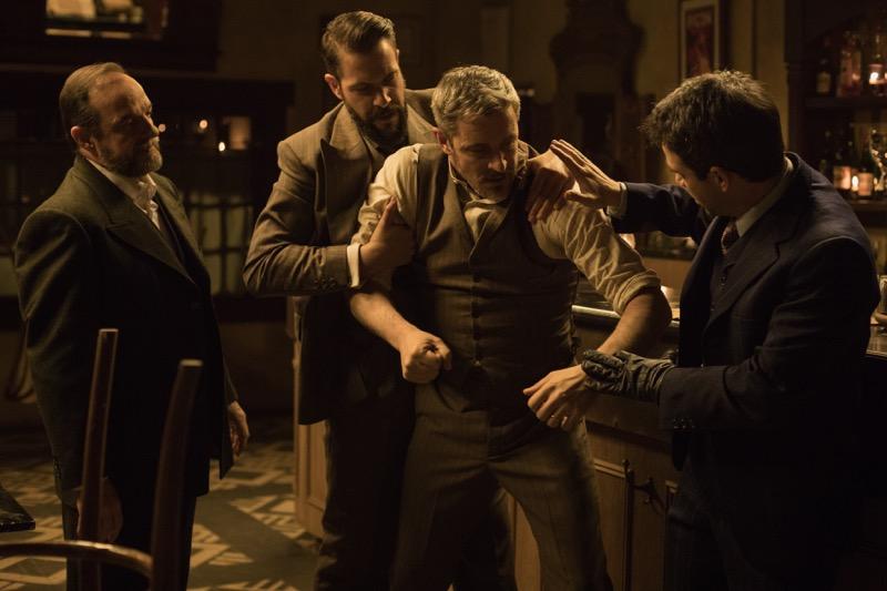 Raimundo, Alfonso, Severo e Carmelo