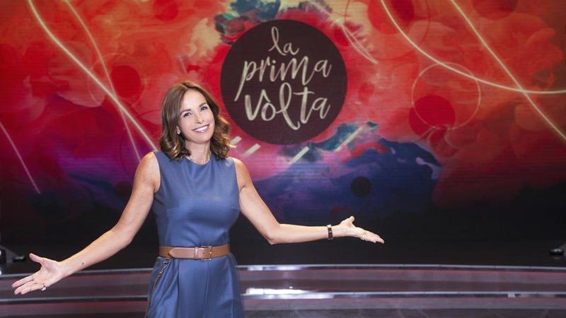 Cristina Parodi in La prima volta