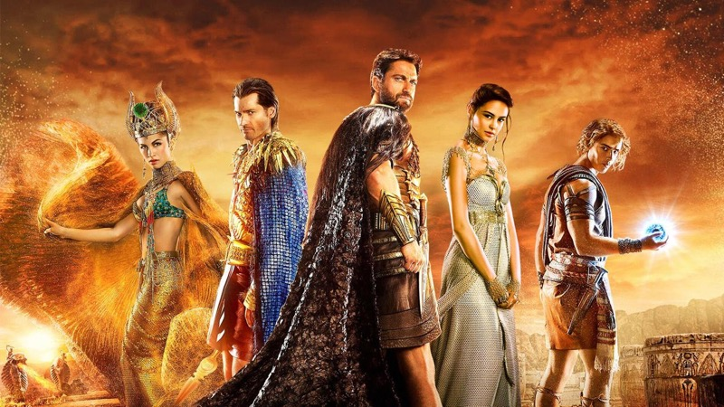 Gods of Egypt Rai due