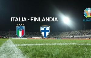 Italia-Finlandia Rai Uno