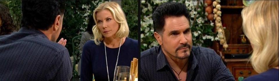 Bill insiste con Brooke