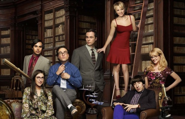 The big bang theory gran finale