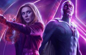 WandaVision: la serie è stata ufficialmente anticipata al 2020 3