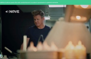 Gordon Ramsay cocaina al ristorante su NOVE copy