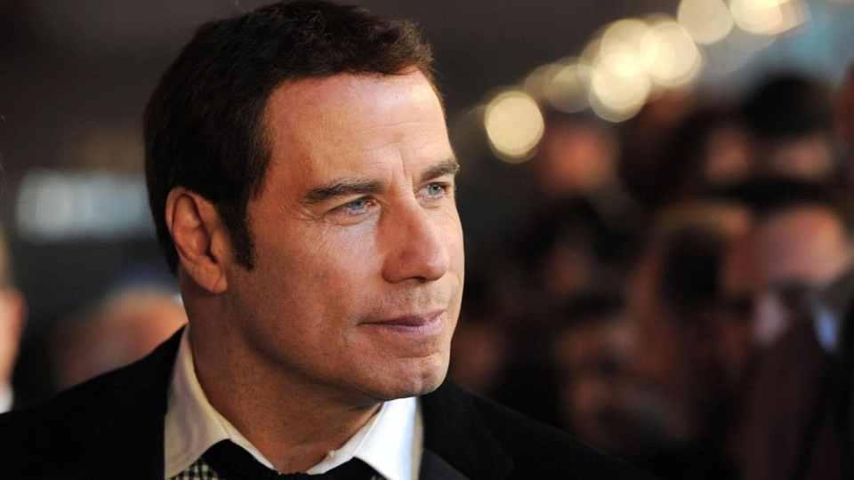 John Travolta a Che tempo che fa Rai due