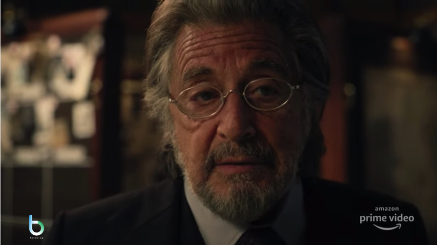 Al Pacino nella serie Amazon Hunters copy