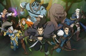 Amazon ordina la serie animata Critical Role: The Legend of Vox Machina 2