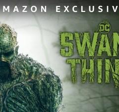 Swamp Thing Amazon Prime Video