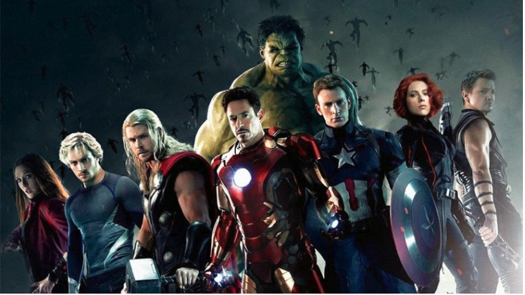The Avengers Rai due