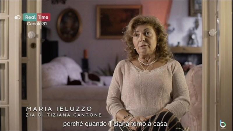 """""""La storia di Tiziana Cantone"""" raccontata su Real Time"""
