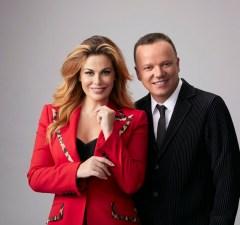Vanessa Incontrada e Gigi D'Alessio su Rai Uno