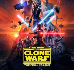 Star Wars: The Clone Wars - poster, trailer e data di uscita per la stagione finale 3