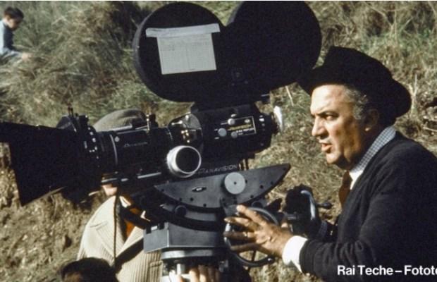 Federico Fellini palinsesto Rai