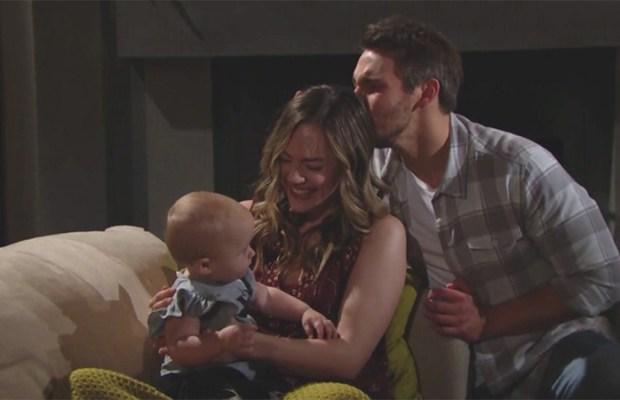 Liam e Hope riabbracciano Beth