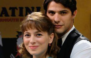 Marcello e Roberta Il paradiso delle signore