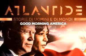 Good morning America Speciale Atlantide La7