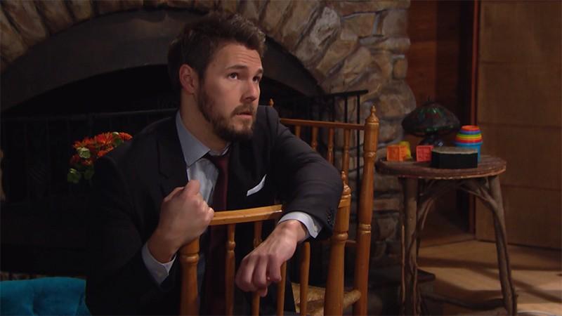 Liam é sospettoso di Thomas