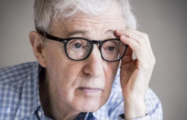 Woody Allen a Che tempo che fa