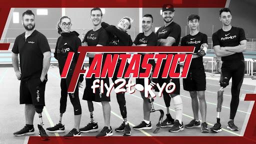 """I Fantastici – fly2tokyo"" Rai Play Bebe Vio"