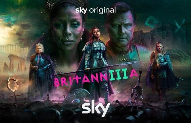 Britannia 3 Sky Atlantic