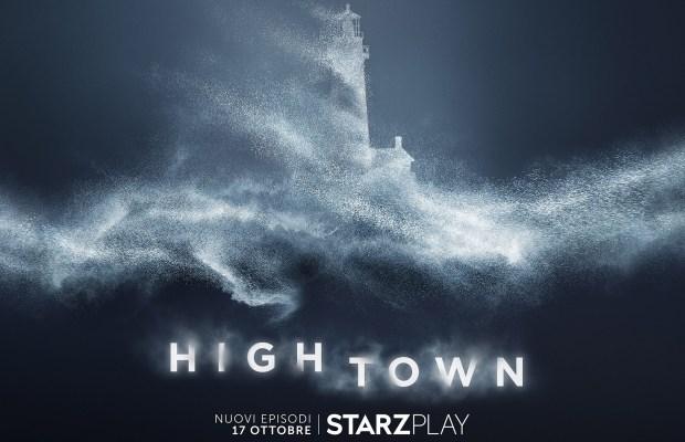 Hightown 2 STARZPLAY POSTER