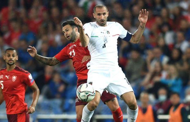 Italia-Svizzera ascolti tv rai uno