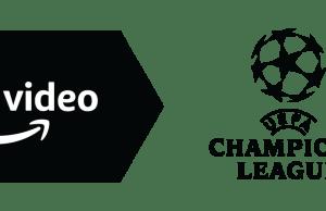 UEFA Champions League Prime video