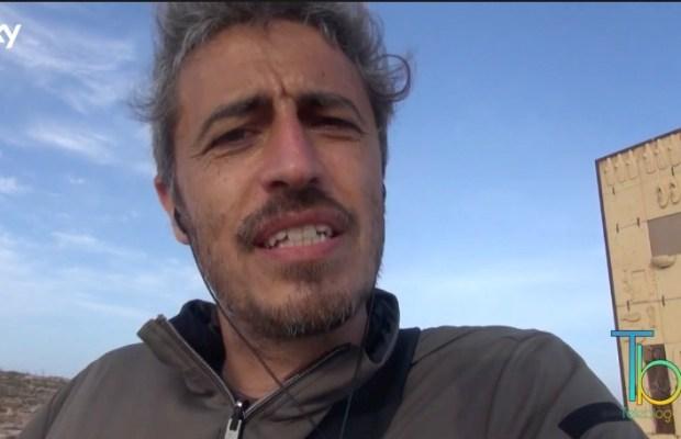 Pif Il testimone su Sky Documentaries