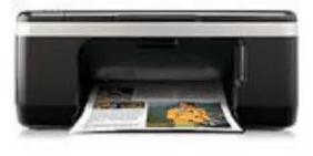 HP Deskjet F4172
