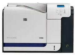 HP Color LaserJet CP3520