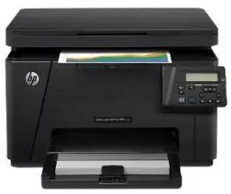 HP Color LaserJet Pro MFP M176
