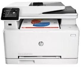 HP Color LaserJet Pro MFP M277c6