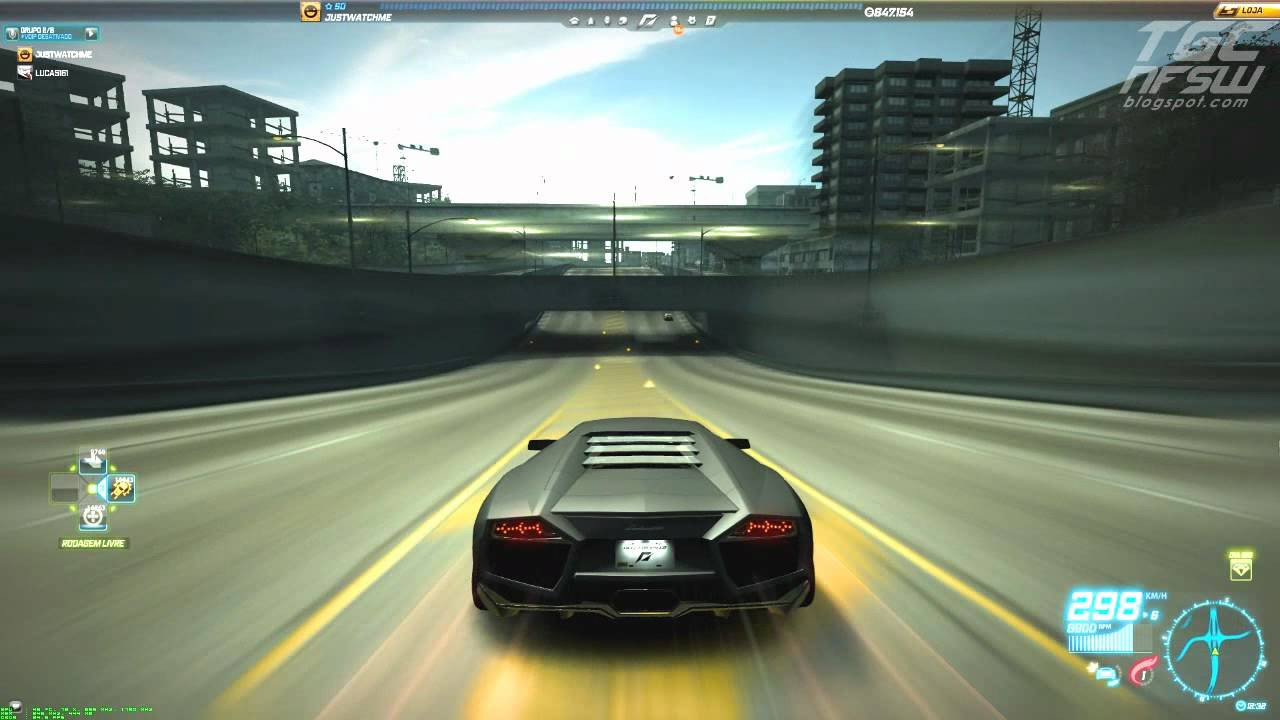 need for speed world 3