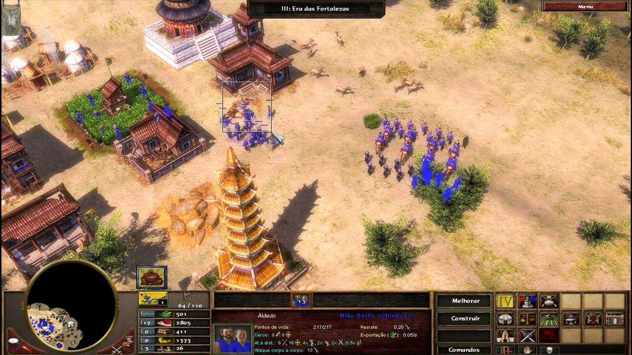 Age of Empire 3 The Asian Dinasty-4
