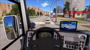 Bus Driver simulator-2