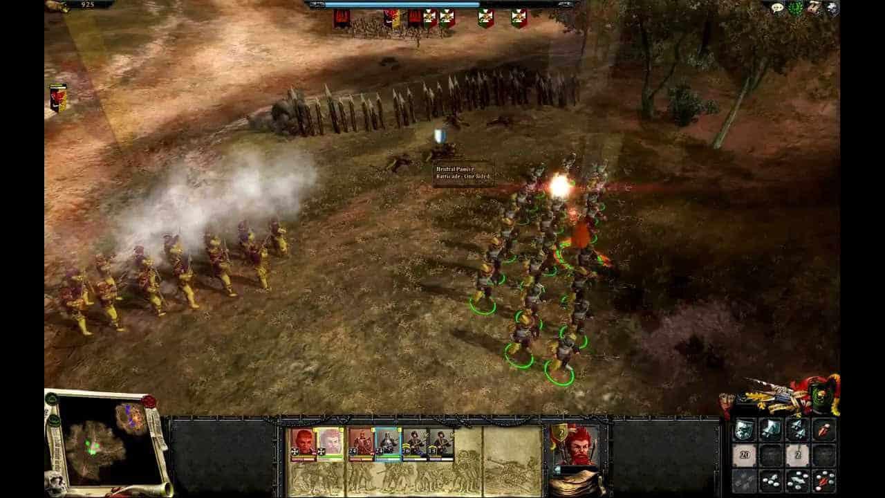 Warhammer Mark of Chaos-4