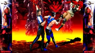 Ultimate Mortal Kombat 3-4