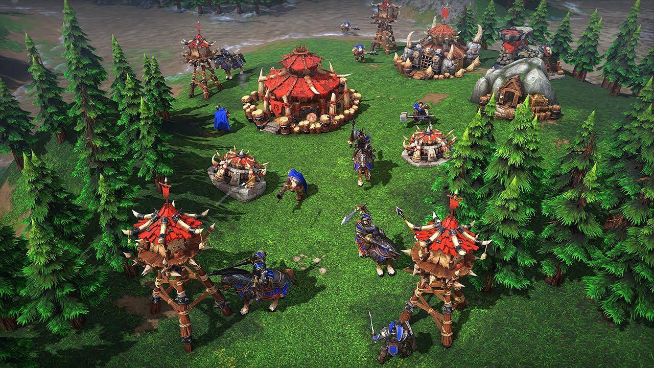 Warcraft 3 The Frozen Throne-1