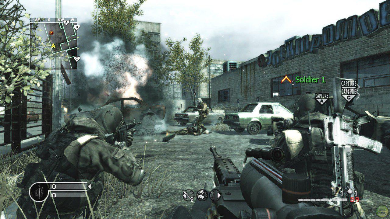 Call of Duty 4 Modern Warfare-3