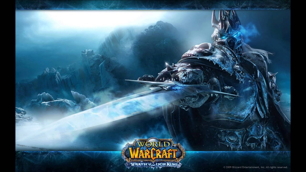 Wrath of the lich king-1