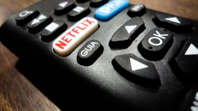 Netflix Fernbedienung