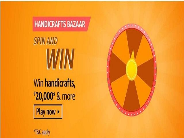 Amazon Handicraft Bazaar Quiz Answers